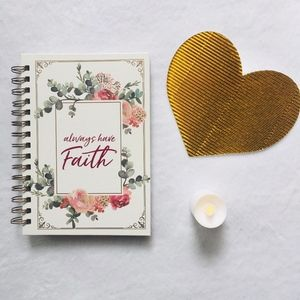 Other - Always Have Faith Spiral Notebook